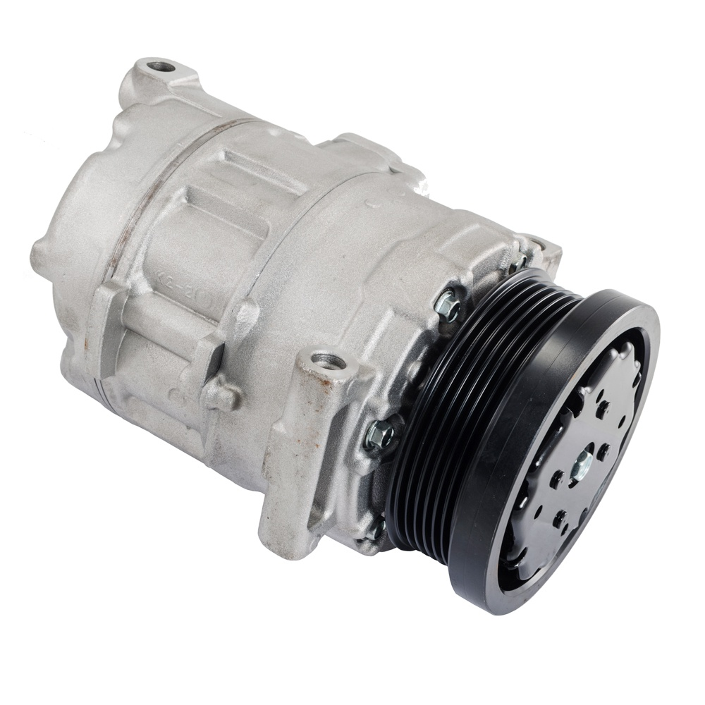 medium resolution of new ac compressor for 2001 2006 mercedes c240 s430 s550 e320 97396
