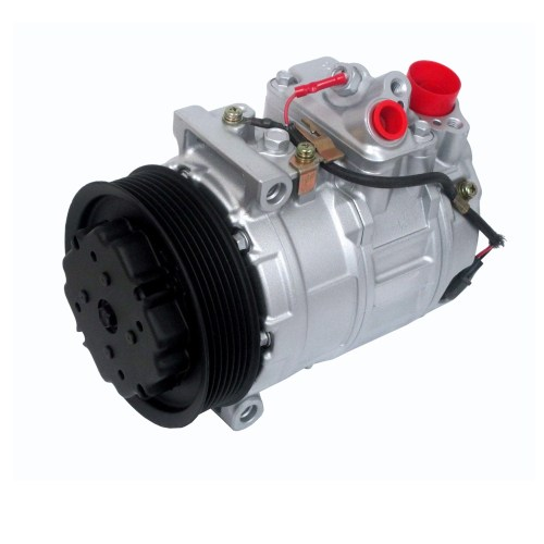 small resolution of new ac compressor for 2001 2006 mercedes c240 s430 s550 e320 97396