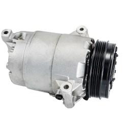 ac compressor for chevy cavalier pontiac g5 saturn aura co 20741c 15231223 [ 1000 x 1000 Pixel ]
