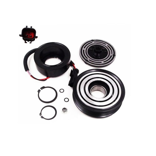 small resolution of ac compressor clutch replacement kits for 96 02 dodge dakota durango ram 1500 2500 3500