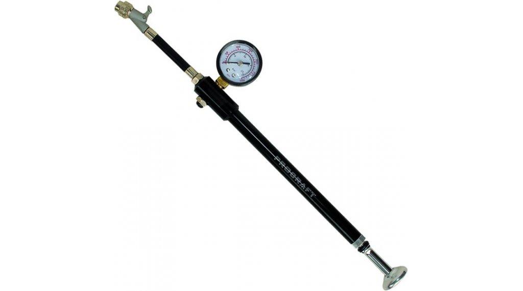 Procraft Blow Up II shock pump black to max. 21bar