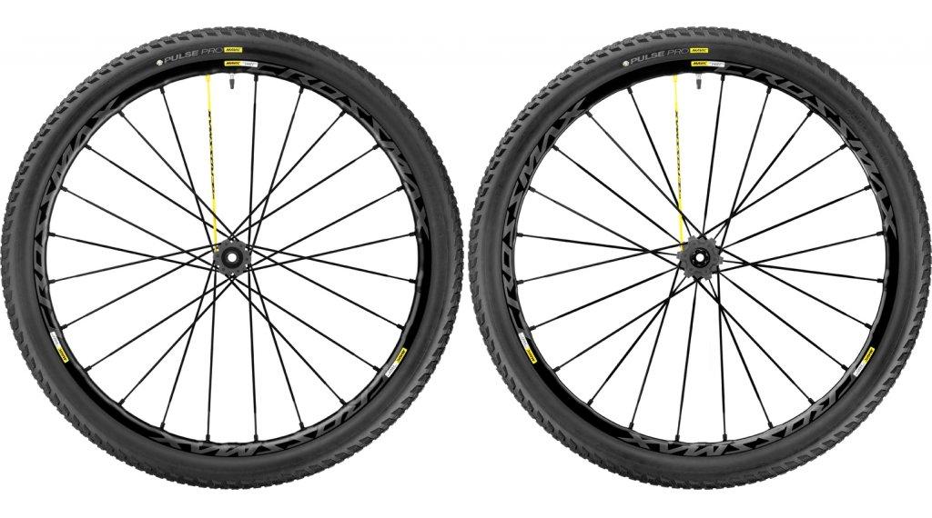 Mavic Crossmax Pro WTS disc MTB 27.5'' Boost wheel set 27