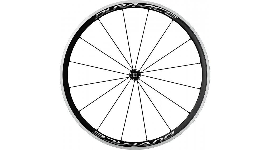 Shimano Dura Ace WH-R9100-C40-CL carbon road bike wheel