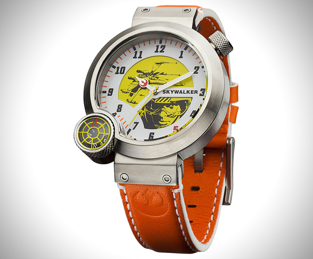 star wars collectors watches