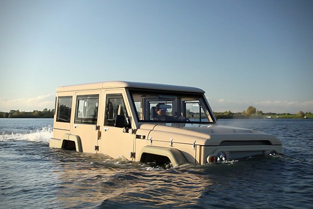 Amphibicruiser 4WD Amphibious Vehicle 2