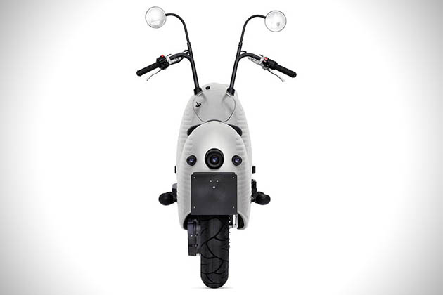Johammer J1 Electric Motorcycle 5