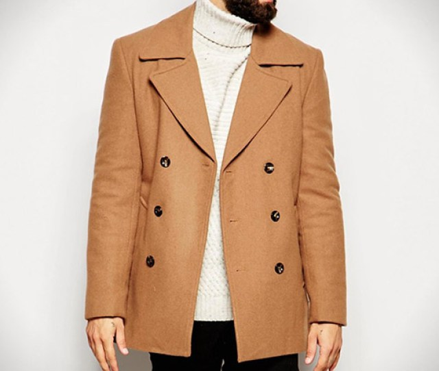 River Island Pea Coat