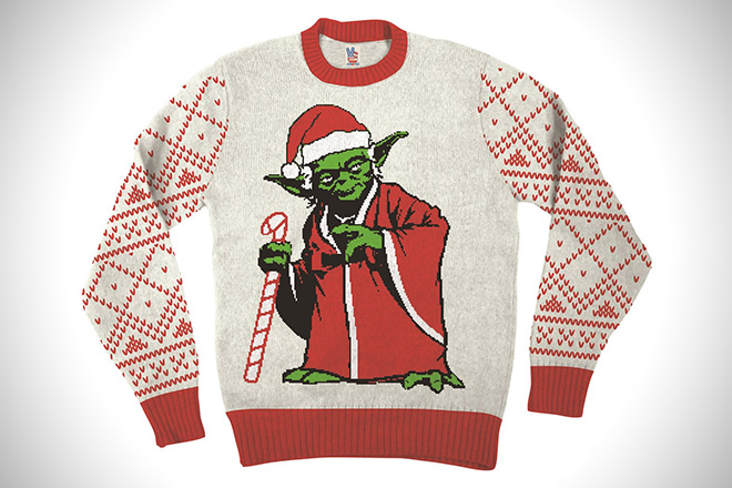 Star Wars Ugly Christmas Sweaters HiConsumption