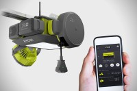 Ryobi Ultra-Quiet Garage Door Opener | HiConsumption