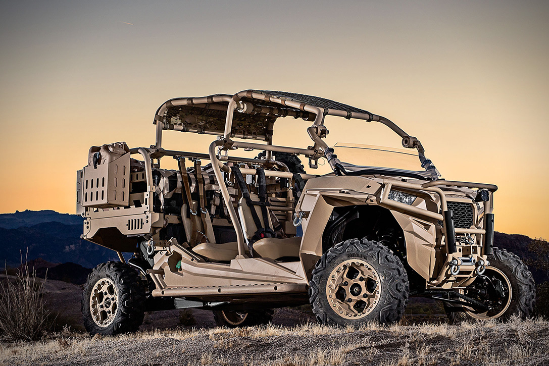 military offroad special