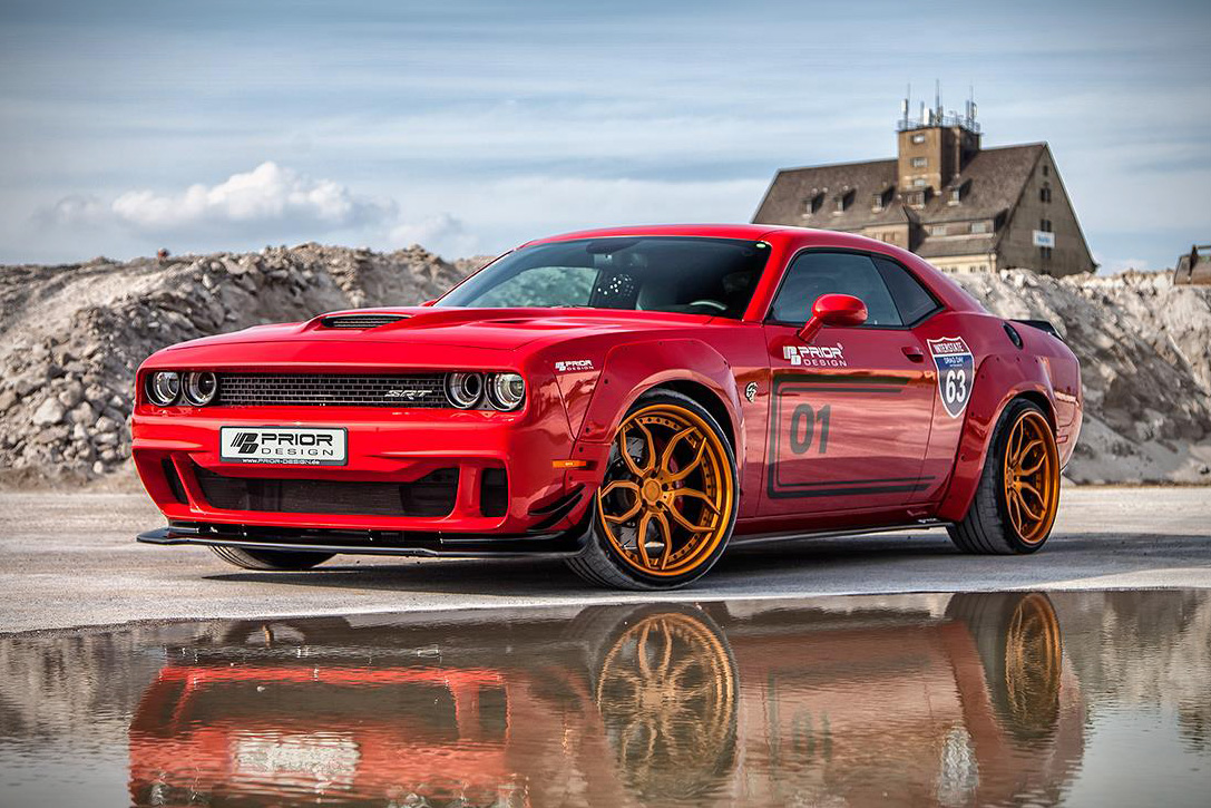 hight resolution of dodge challenger hellcat by prior design
