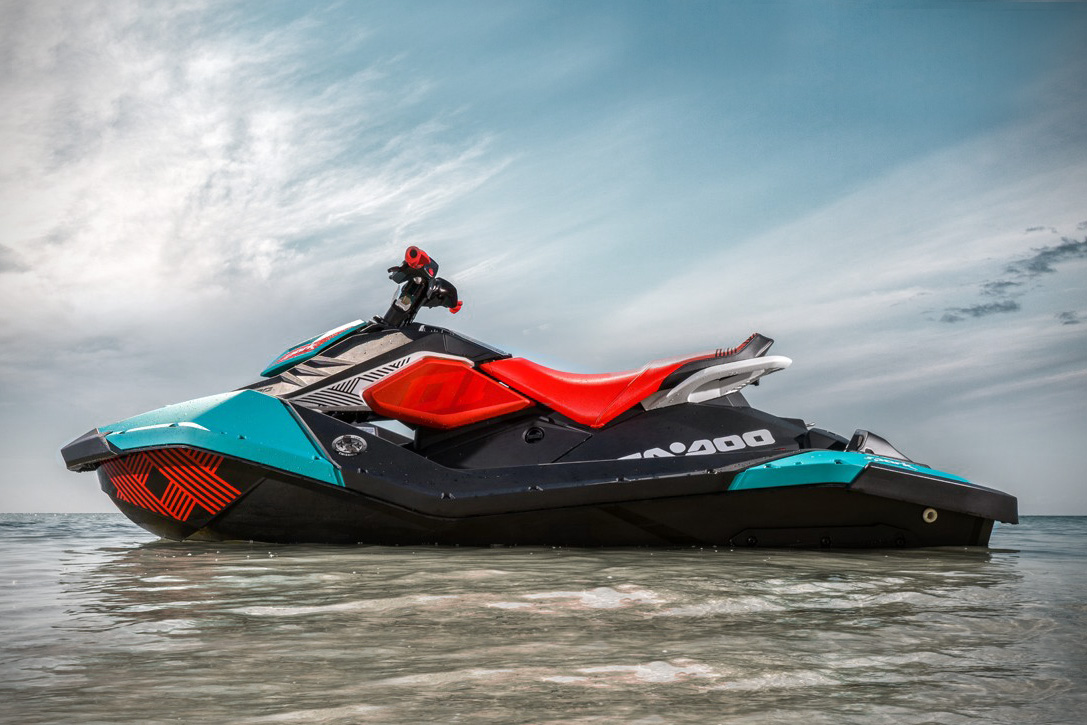 hight resolution of sea doo spark trixx jetski