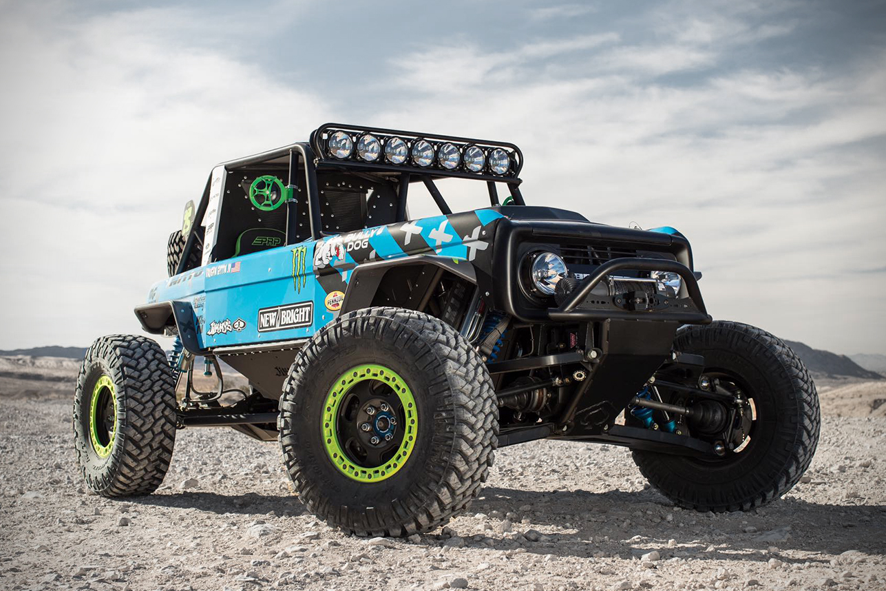 Ford Bronco 'brocky' Offroad Buggy  Hiconsumption