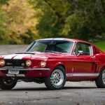 Auction Block 1967 Shelby Gt500 Fastback Hiconsumption