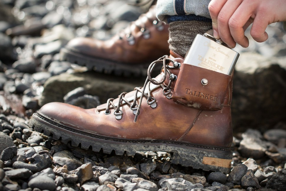 Oliver Sweeney X Talisker Hiking Boots