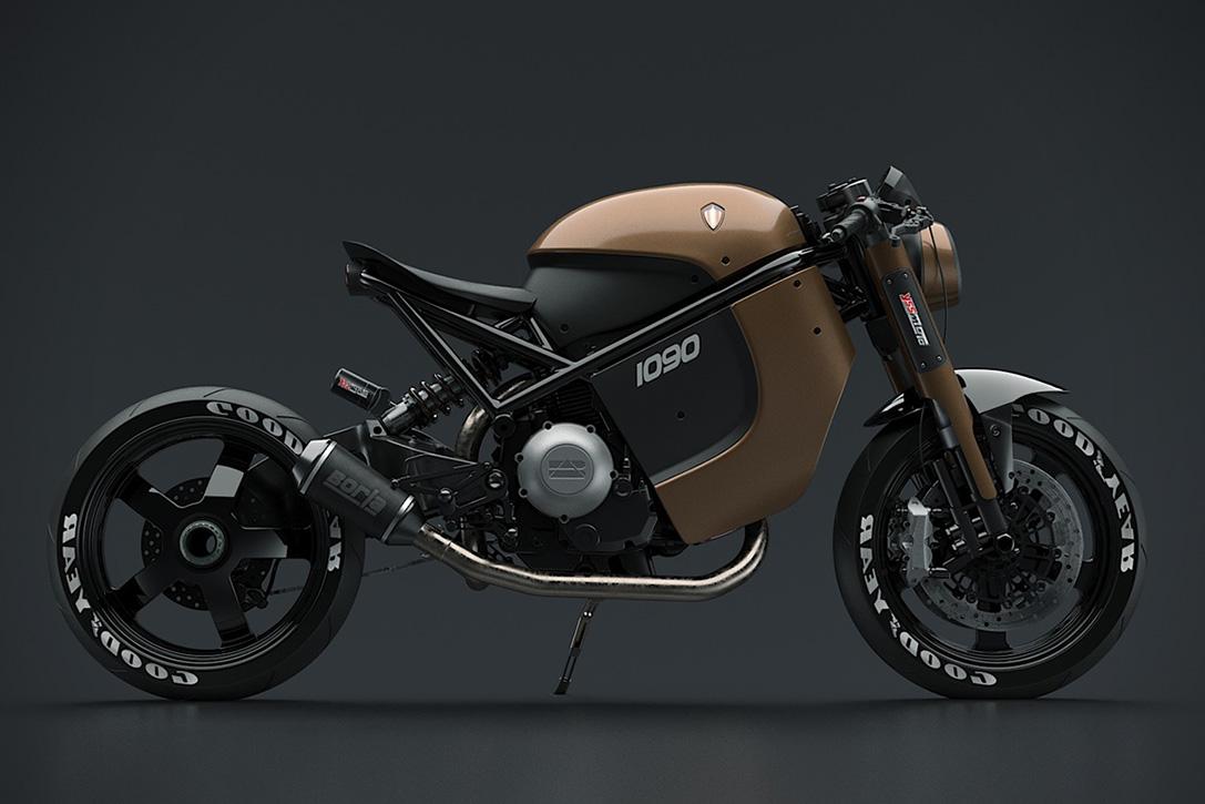 Motorcycle Concept Bikes