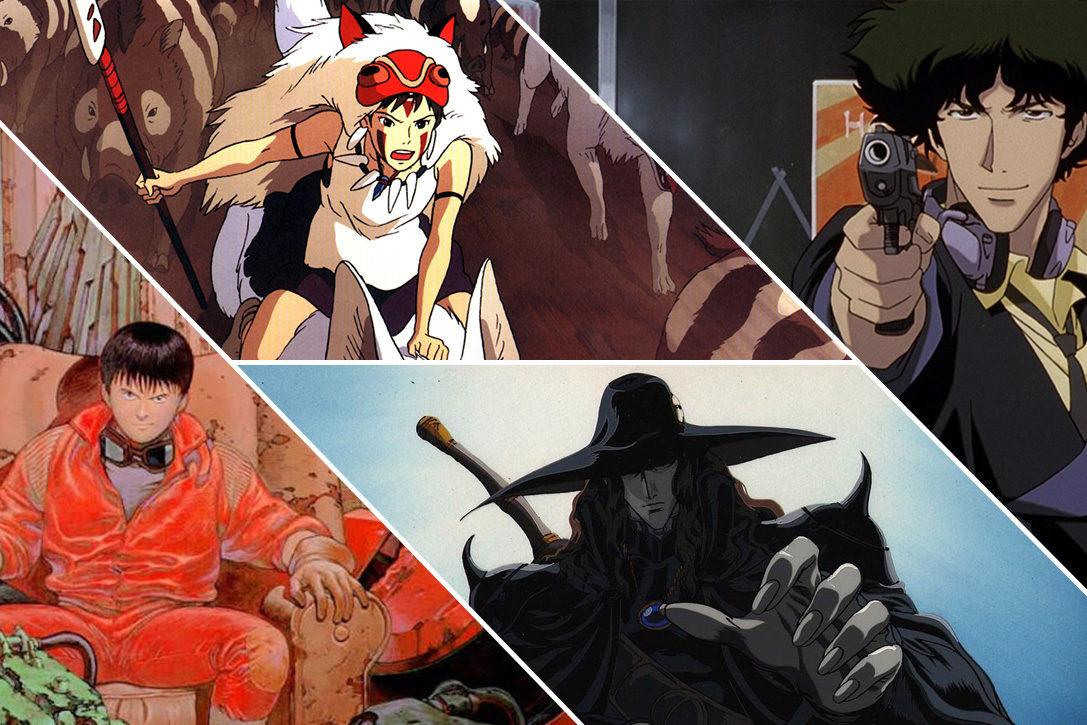 the 20 best anime