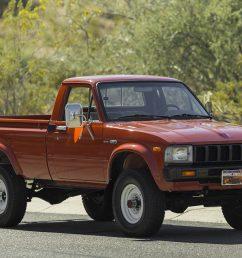 auction block 1983 toyota pickup 4 4 [ 1087 x 725 Pixel ]