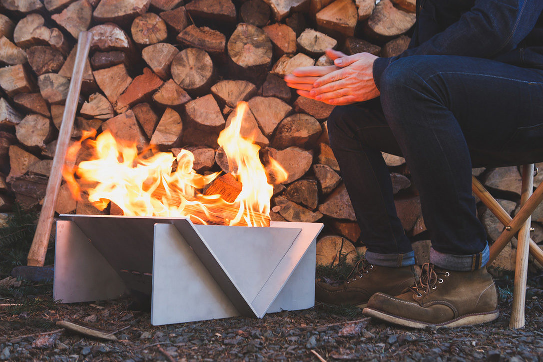 Campfire Carriers 10 Best Portable Fire Pits  HiConsumption