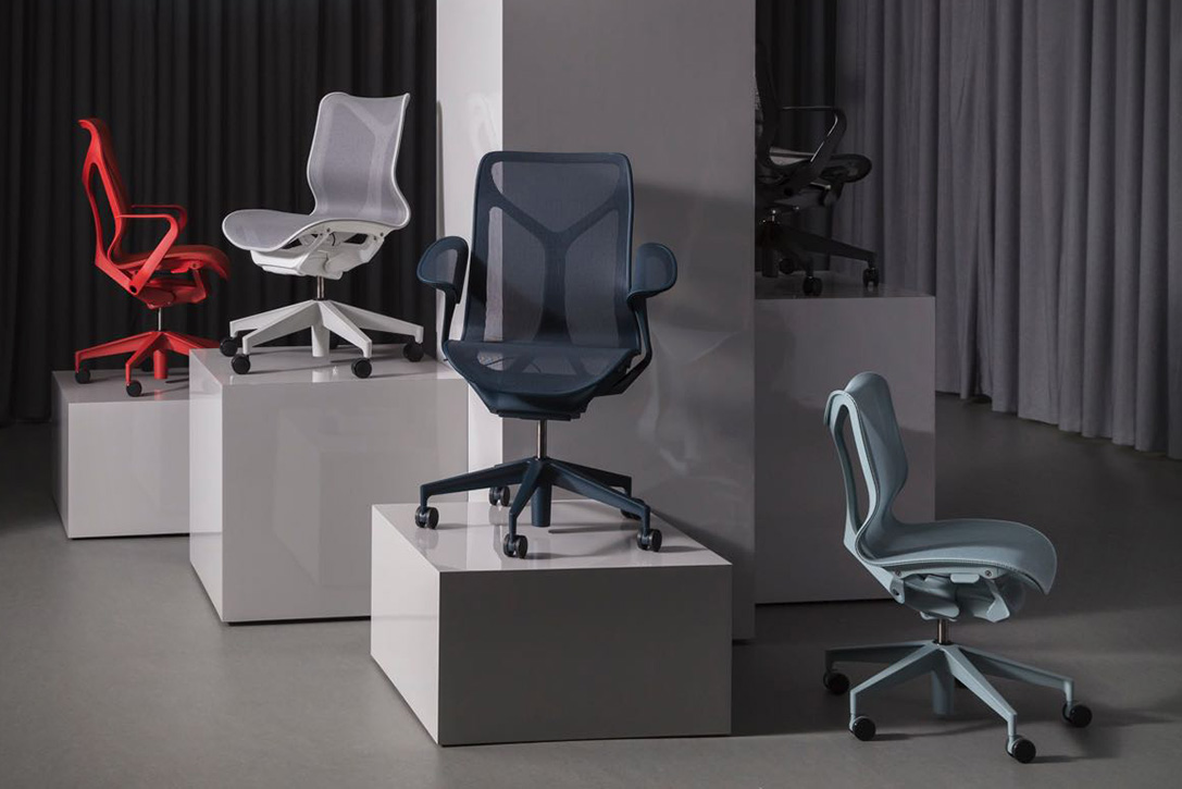 chair back support double moon herman miller cosm office by studio 7.5 | hiconsumption
