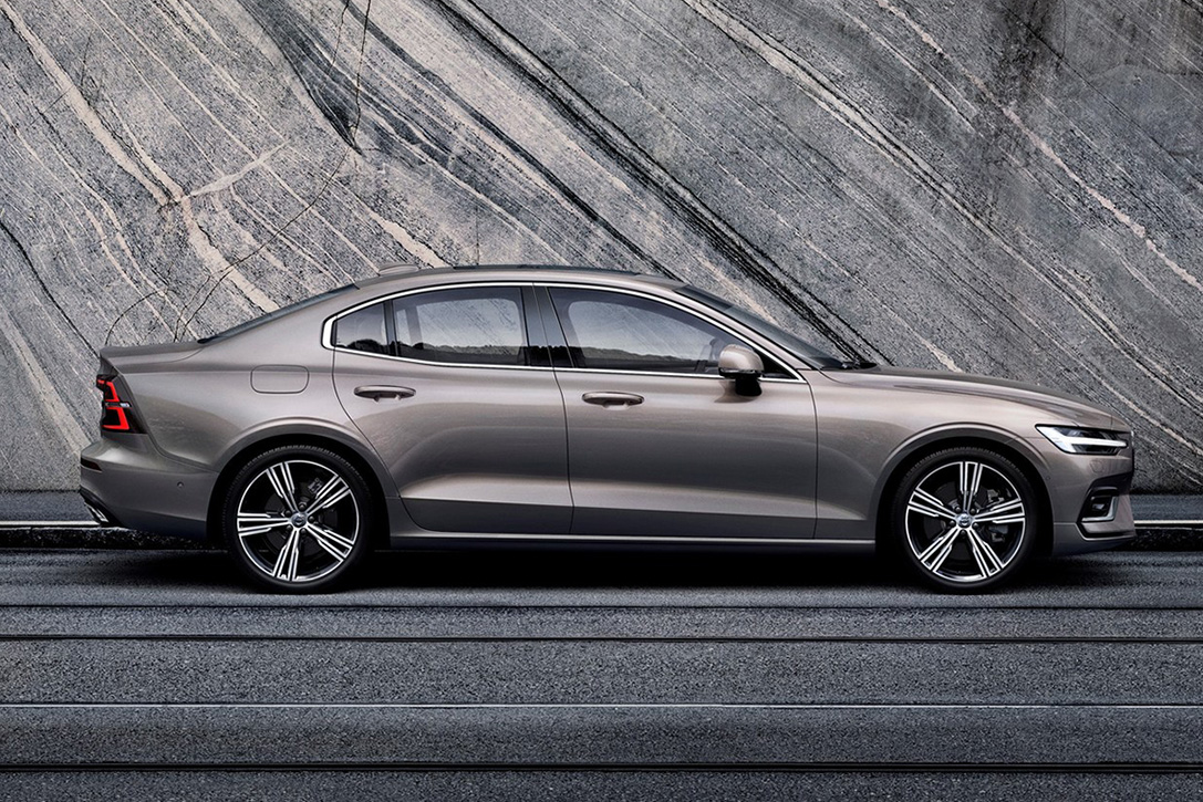 2019 Volvo S60 Sedan Hiconsumption