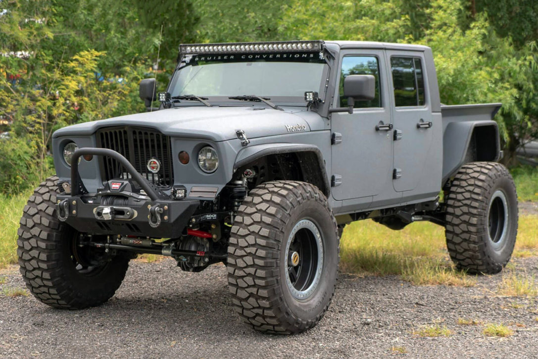 jeep wrangler honcho by