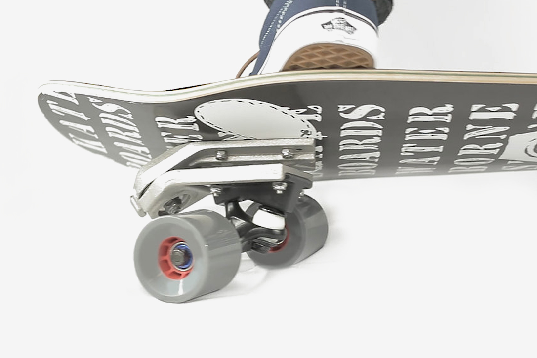 Waterborne Skateboards Surf Adapter  HiConsumption