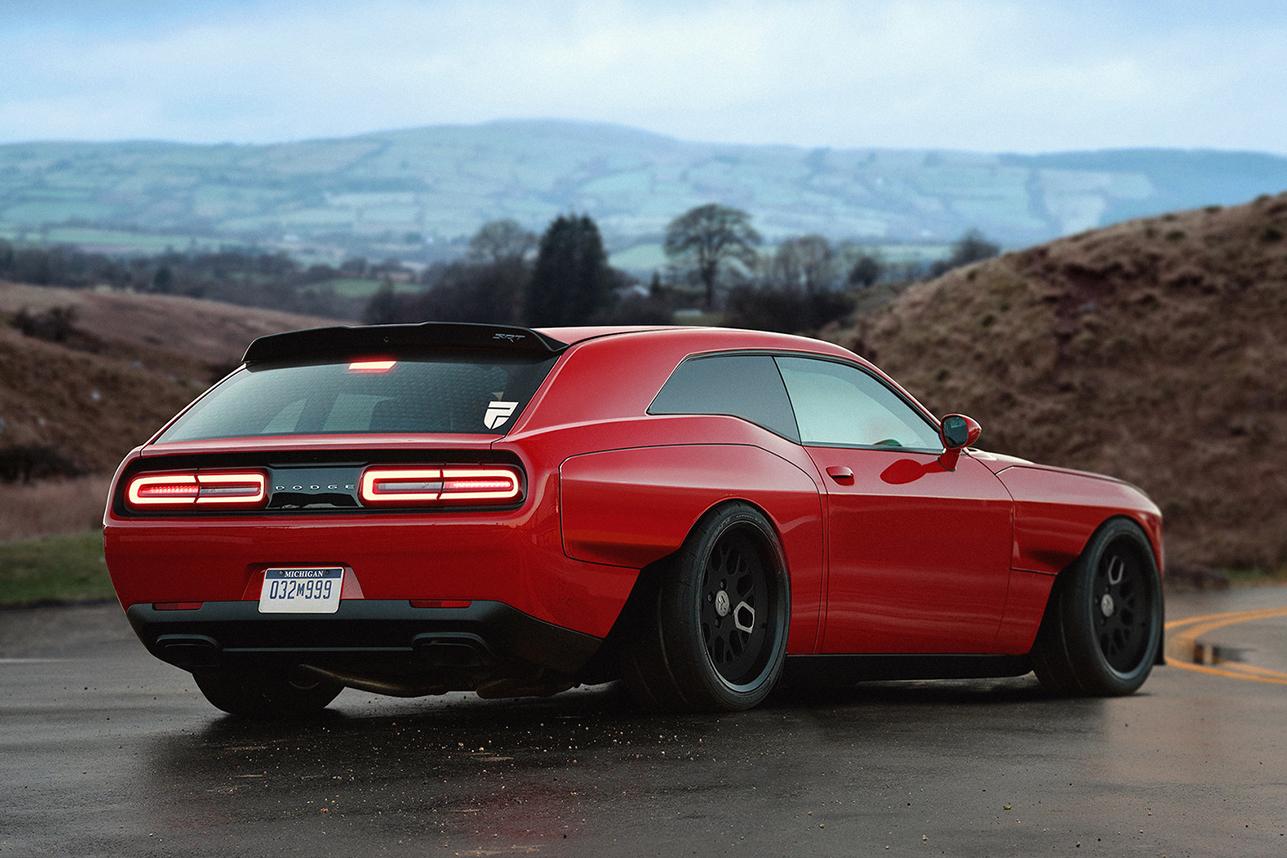 Dodge Demon Concept
