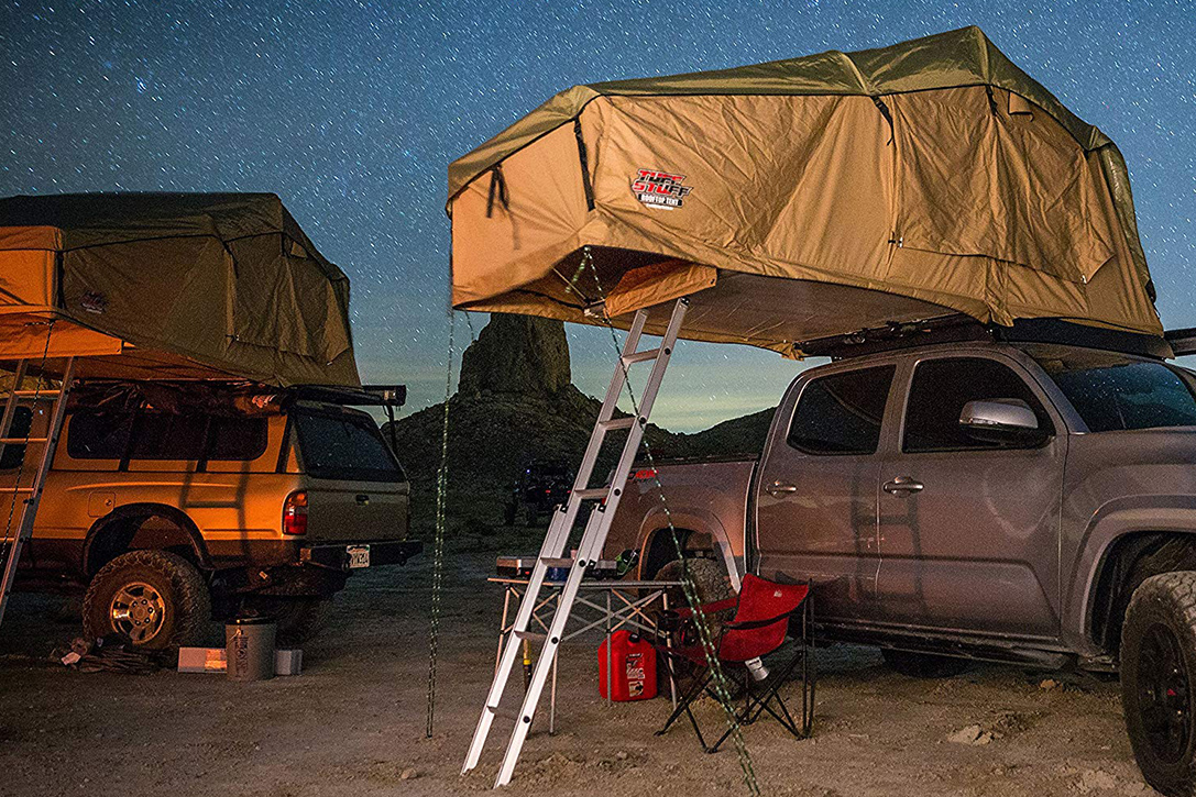 the 10 best rooftop camping tents 2021