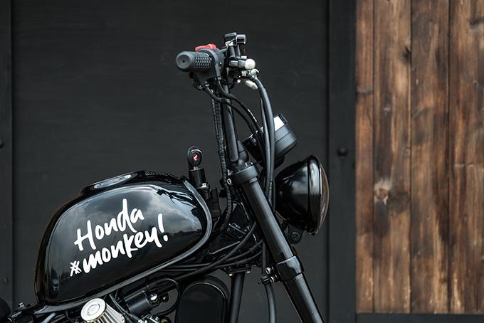 Honda Monkey 125 Jaak By Zeus Custom