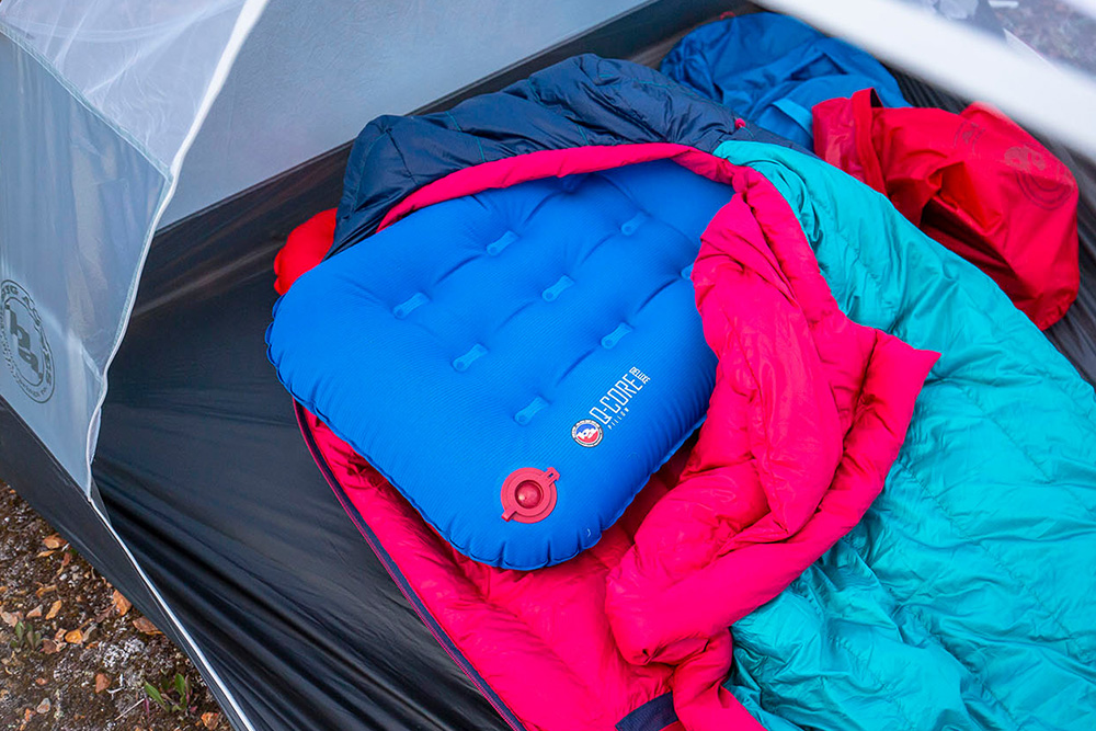 12 best camping pillows of 2021