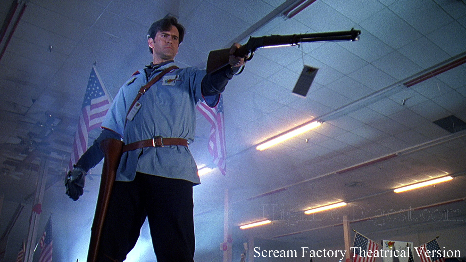 Army of Darkness Collectors Edition Bluray Review