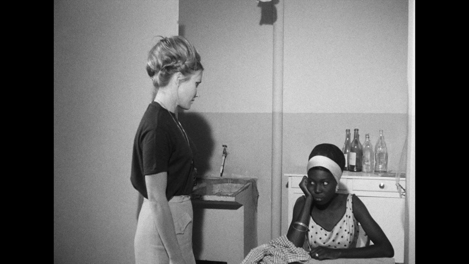 Image result for black girl 1966 madame