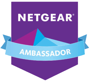 NETGEAR Ambassador Badge