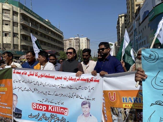 पाकिस्तान के हिंदुओ ने दिल्ली हिंसा के विरोध में नहीं मनाया होलीका त्यौहार