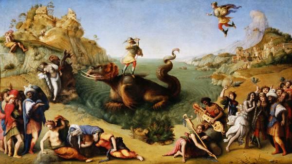 Conhea a histria de Perseu o heri que matou a temvel