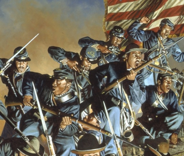 American Civil War Black History