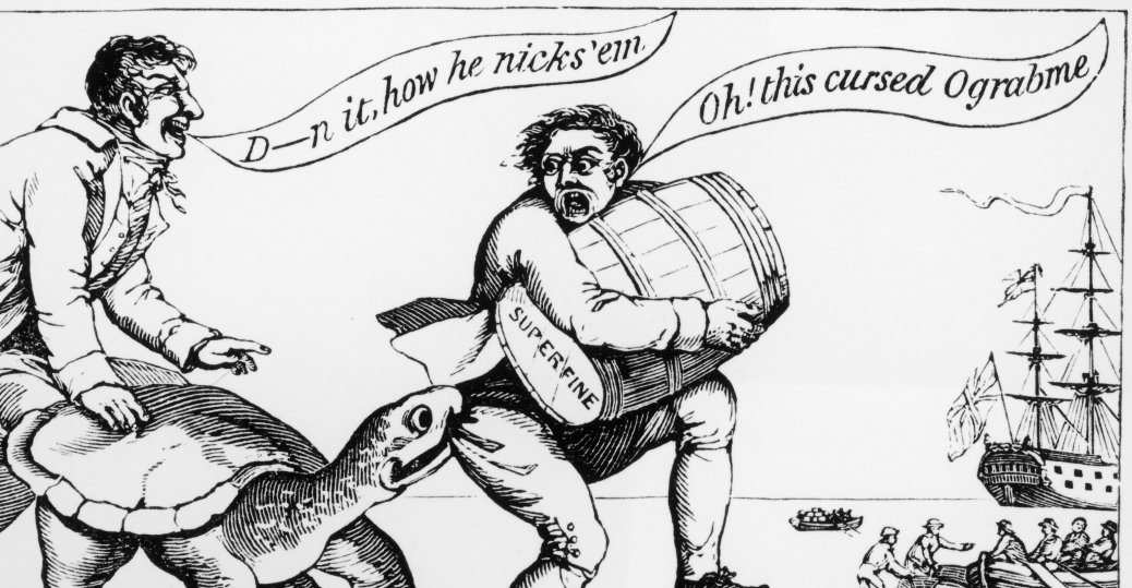 Opinions on embargo act of 1807