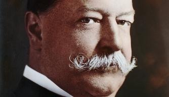 Future President William Taft Born Sep 15 1857