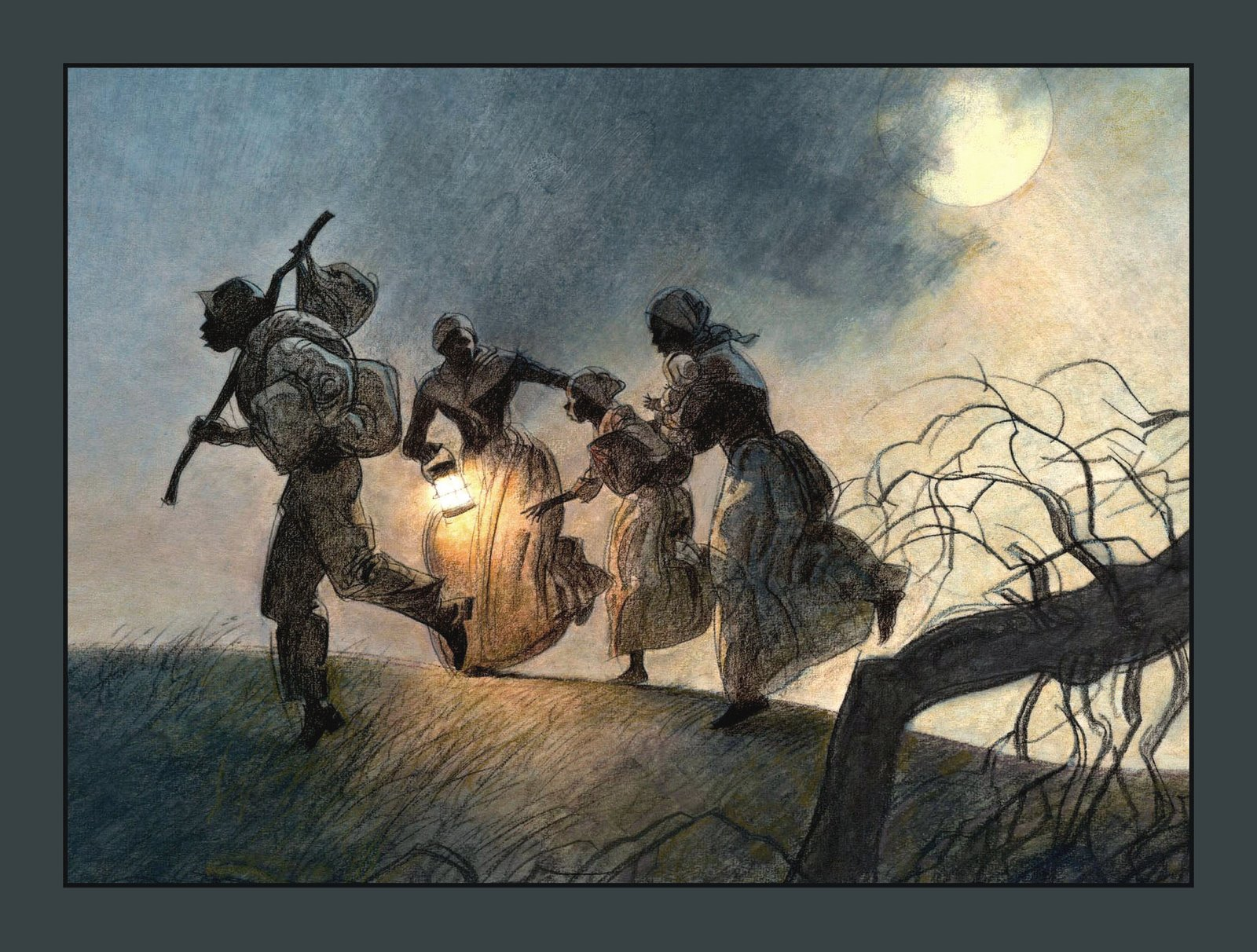 8 Key Contributors To The Underground Railroad