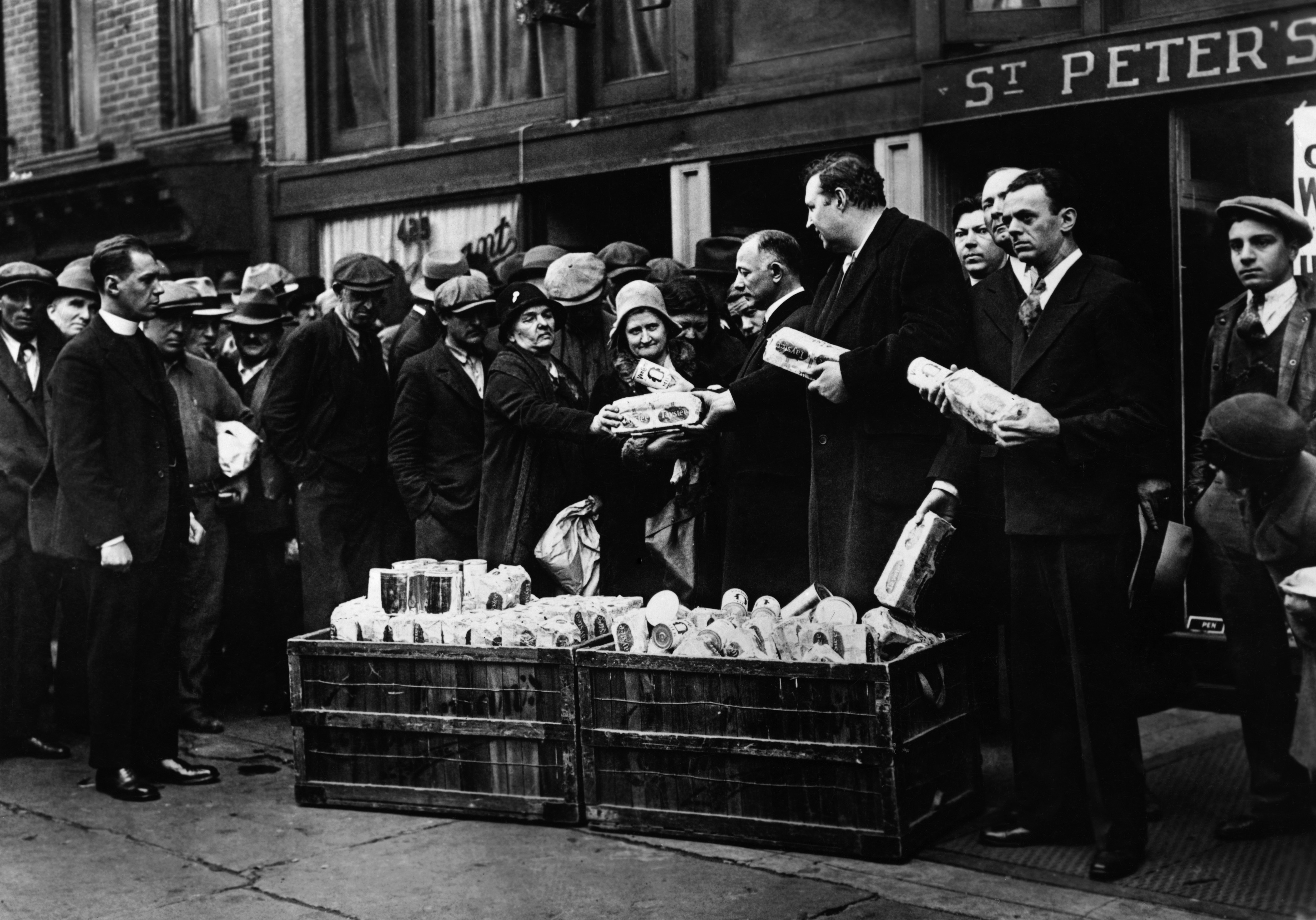Chicago Soup Kitchens