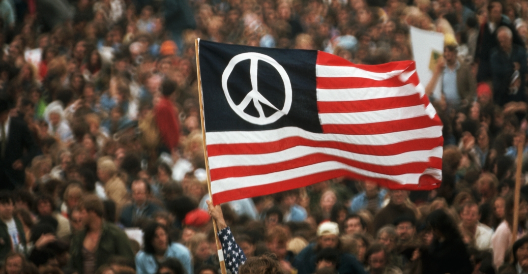 American Protests During Vietnam War