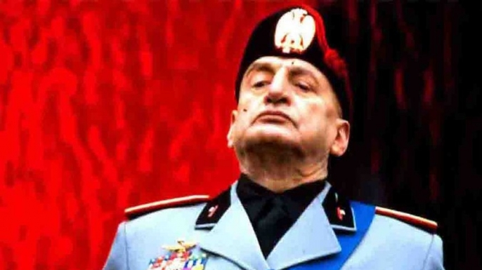 Image result for benito mussolini