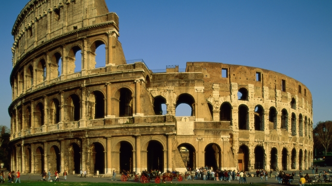 Bilderesultat for colosseum