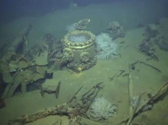 WWIIs Largest Battleship Revealed After 70 Years