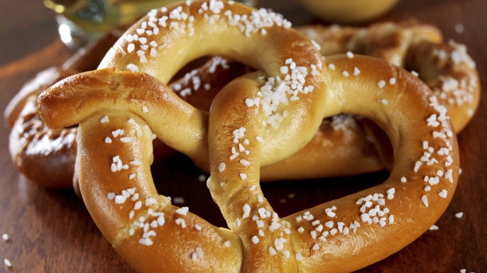 Image result for twisted pretzel pictures