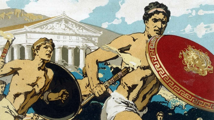 olympics, ancient olympics