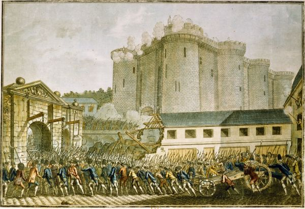 French Revolution Plotted Tennis Court
