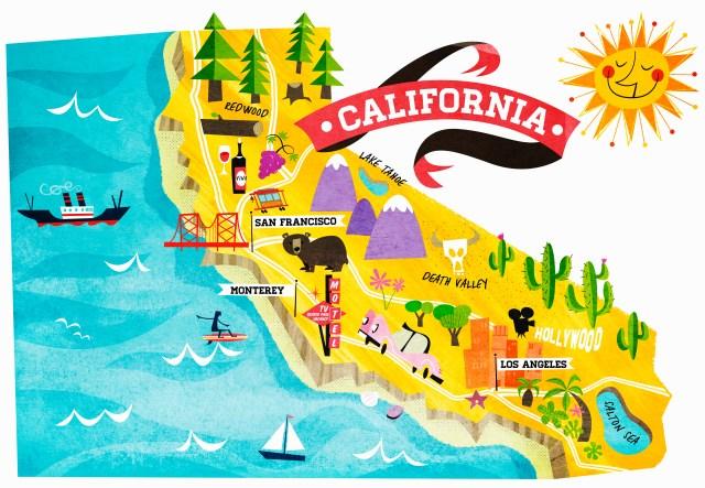 < California >