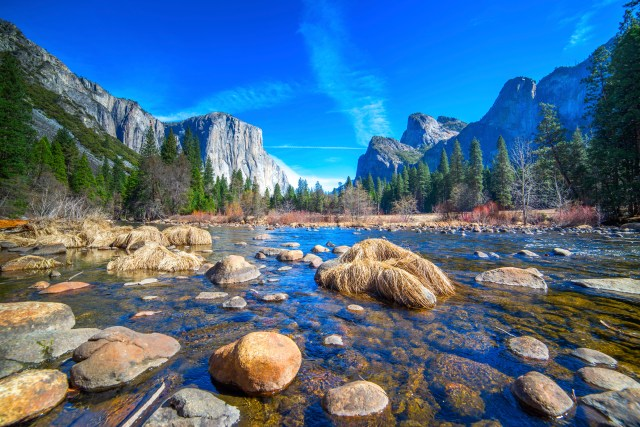 The 10 U.S. National Parks You Absolutely Need to Visit in 2017